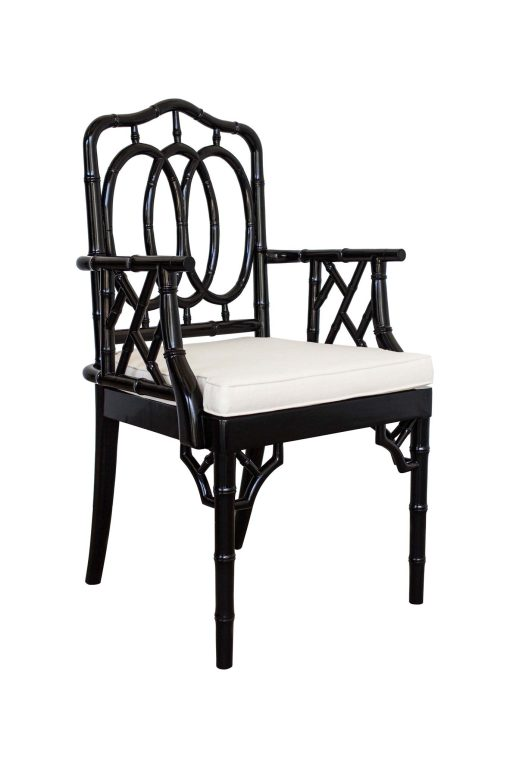 Chippendale Ring Armchair