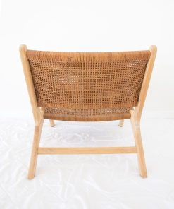 Zen accent chair