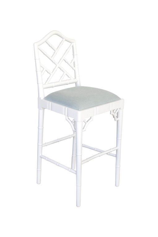 Chippendale Bar and Counter Stool-