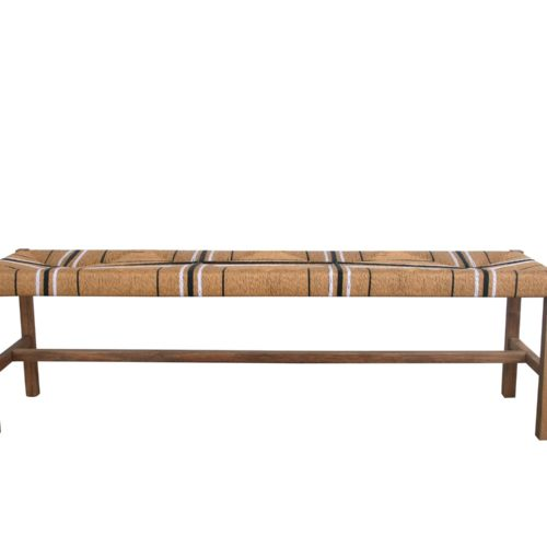 Sabai Woven Bench Seat