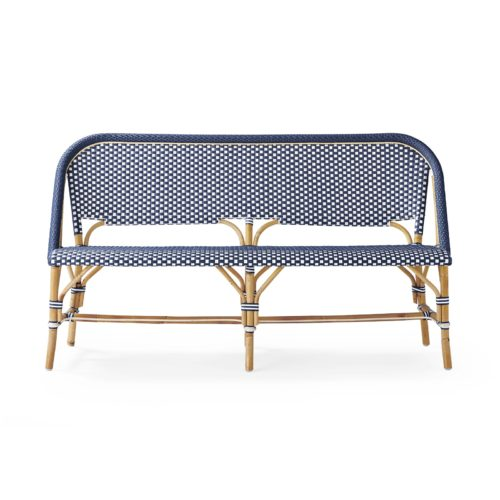 Sorrento Navy Bench