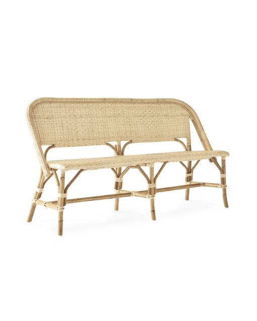 Sorrento Natural Bench