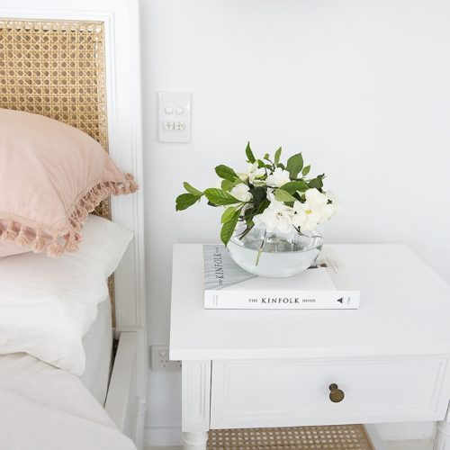 Hamilton Bedside Table
