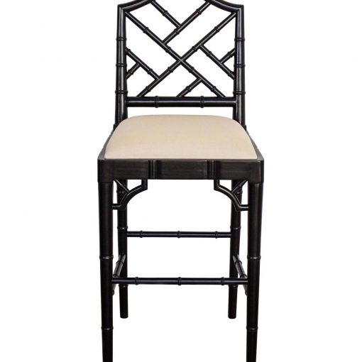 Chippendale Bar Stool