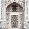 Pattern on Taj
