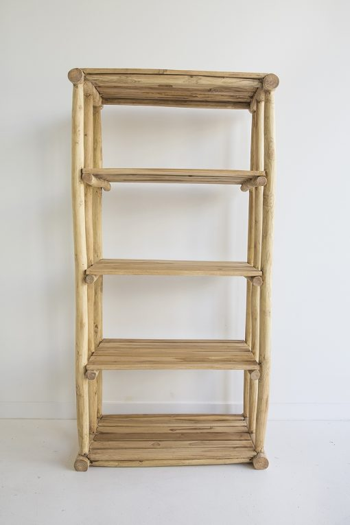 Lombok Five Tier Shelf