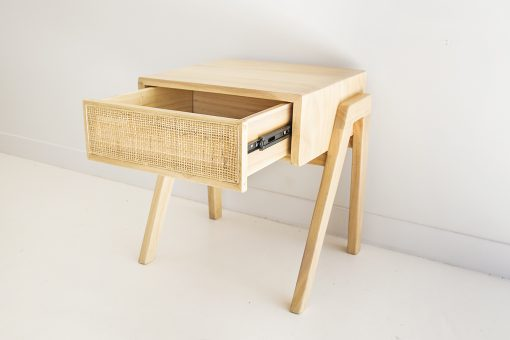 Castaway bedside table