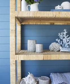 Palms Rattan Shelf