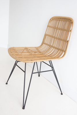 Havana Rattan Arm Chair