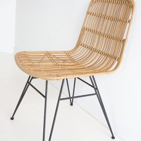 Havana Rattan Arm Chair