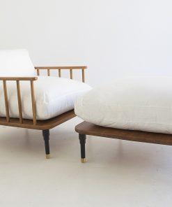 Leo armchair & ottoman