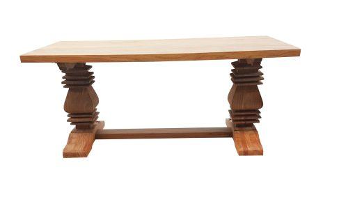 1.8m Newport Rectangular Pedestal Table