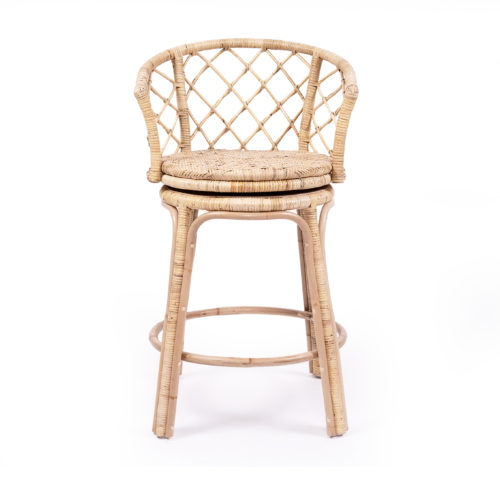 Mooloolaba Swivel Stool