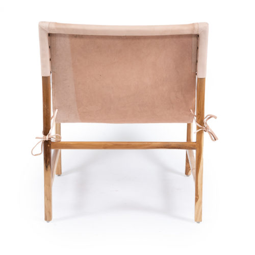 Pasadena leather sling chair