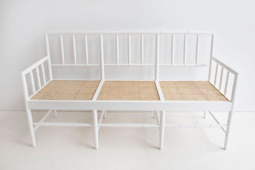 chippendale bench seat