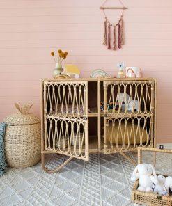 Jessie Hall Cabinet