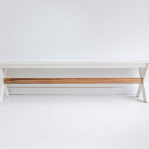 Huntington bench seat